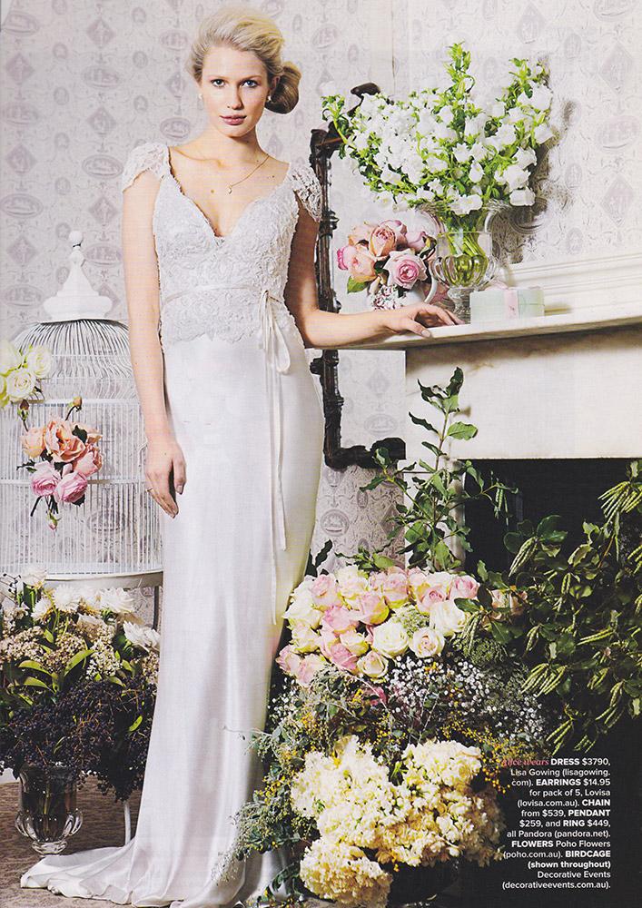 Lisa Gowing - Bespoke Wedding Dresses by Lisa Gowing