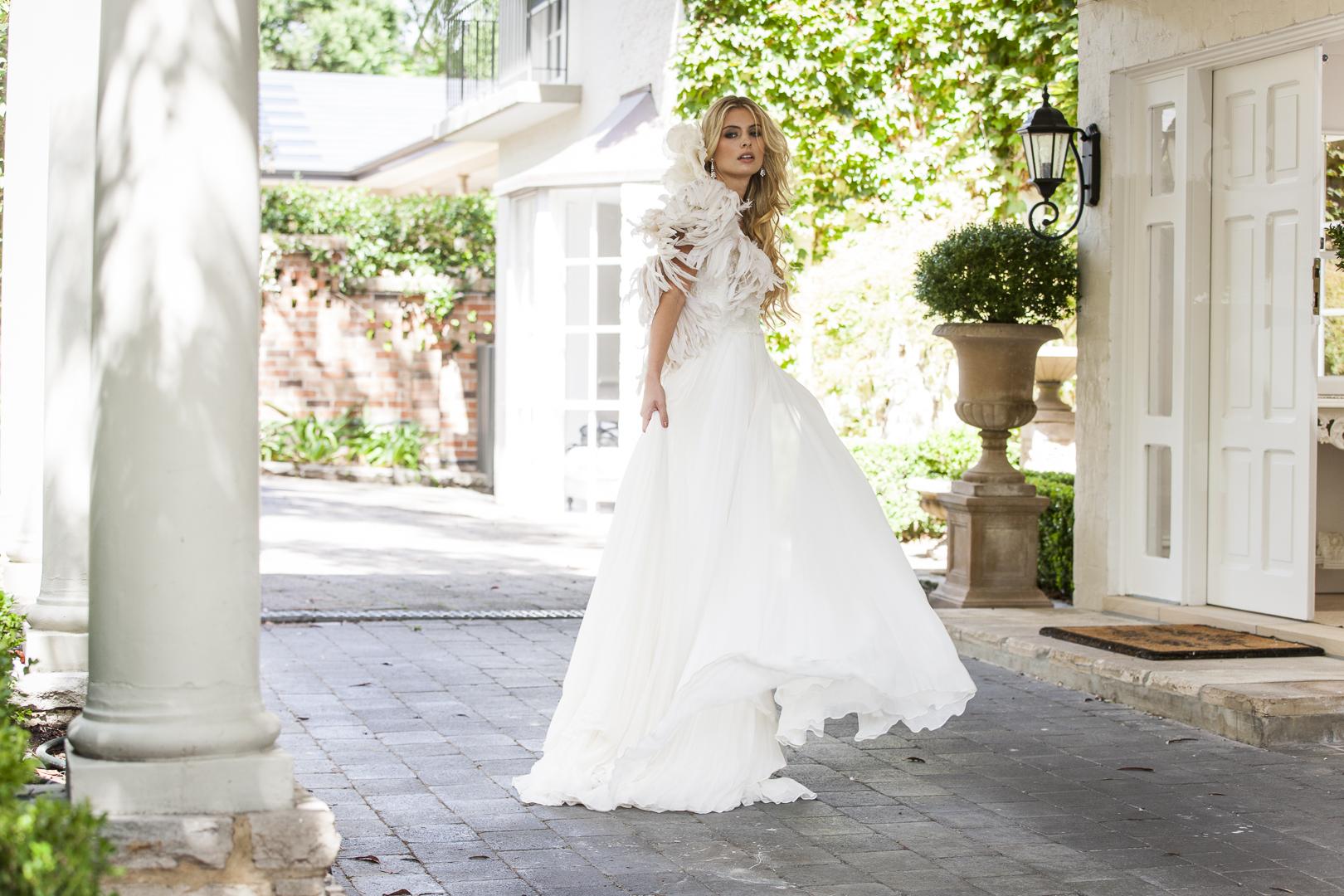 Lisa Gowing Bespoke Wedding Dresses By Lisa Gowing